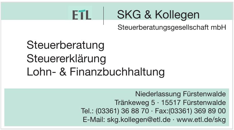 SKG & Kollegen, Steuerberatungsgesellschaft mbH