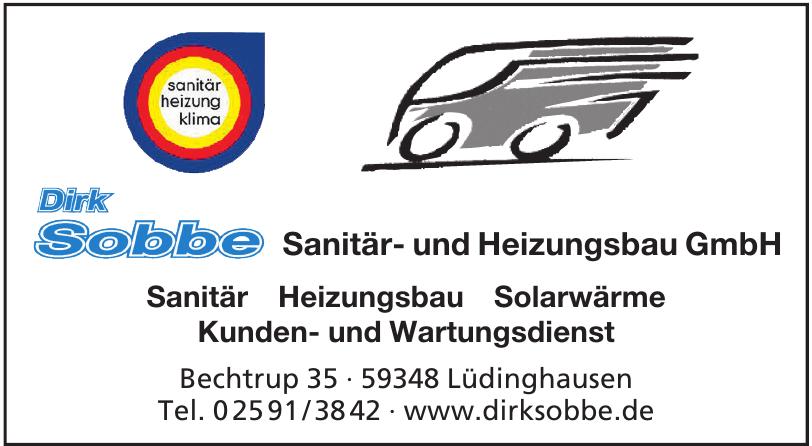 Dirk Sobbe Sanitär- und Heizungsbau GmbH