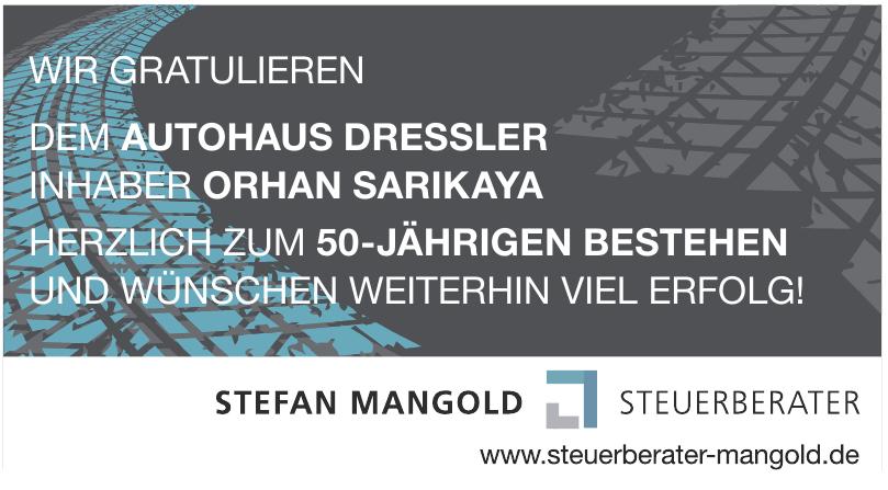 Stefan Mangold Steuerberater
