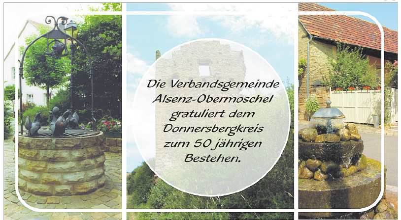 Die Verbandsgemeinde Alsenz-Obermoschel