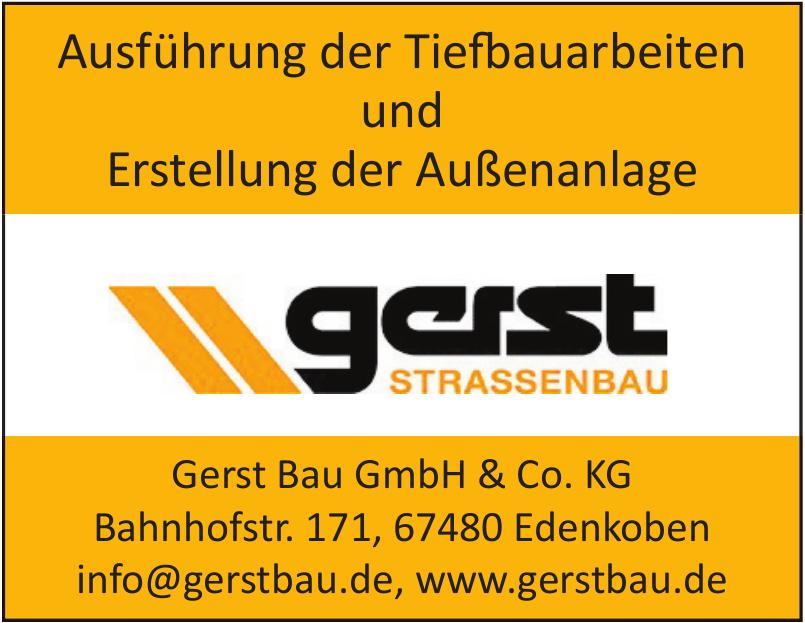 Gerst Bau GmbH & Co. KG