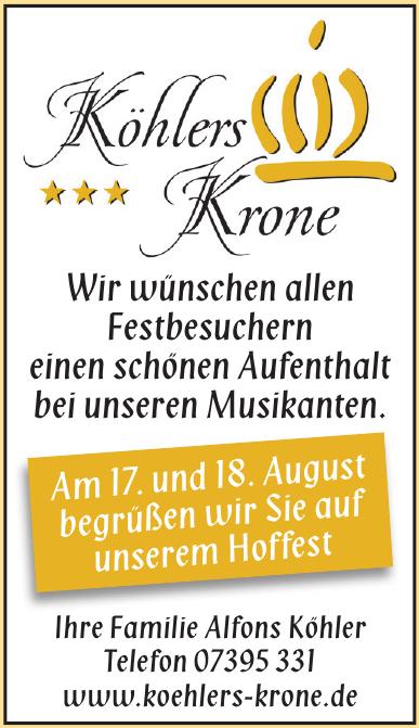 Köhlers Krone