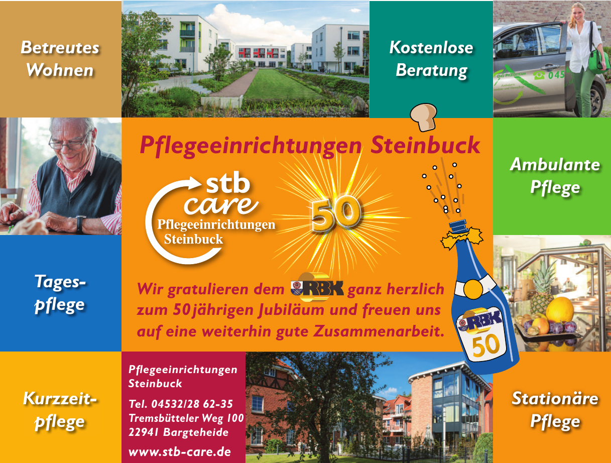 Stb Care - Pflegeeinrichtungen Steinbuck