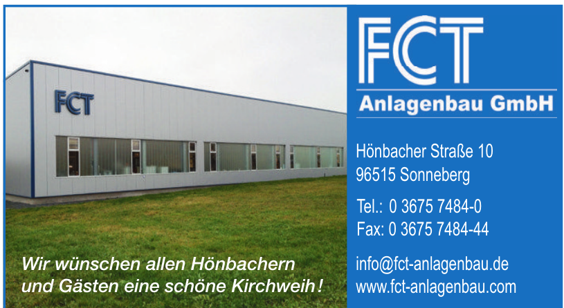 FCT Anlagenbau GmbH