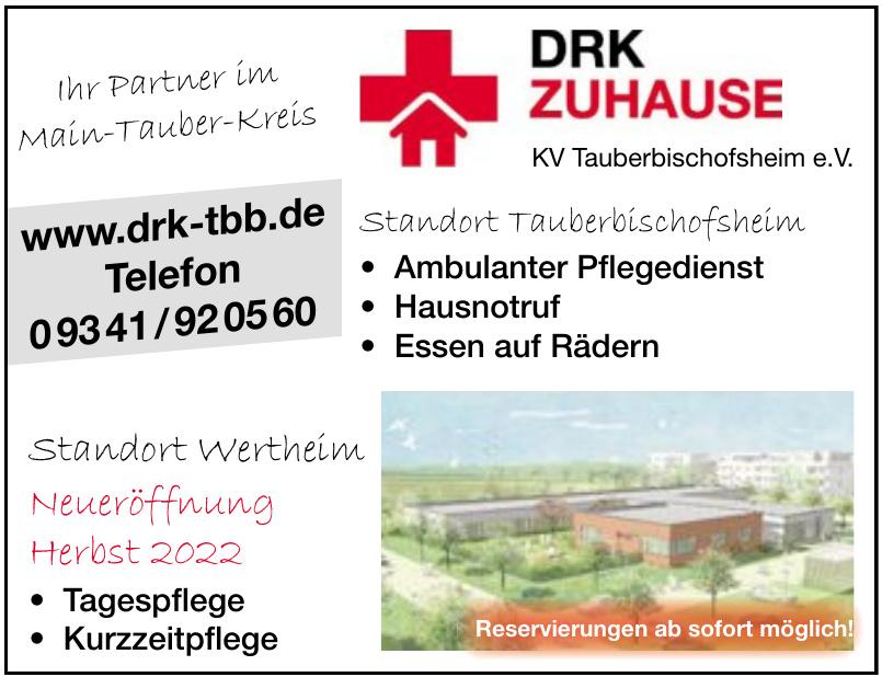 DRK-KV Tauberbischofsheim e.V.