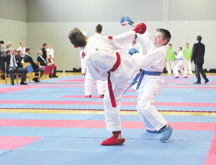 Die kunterbunte Welt des Sports in Gifhorn Image 8