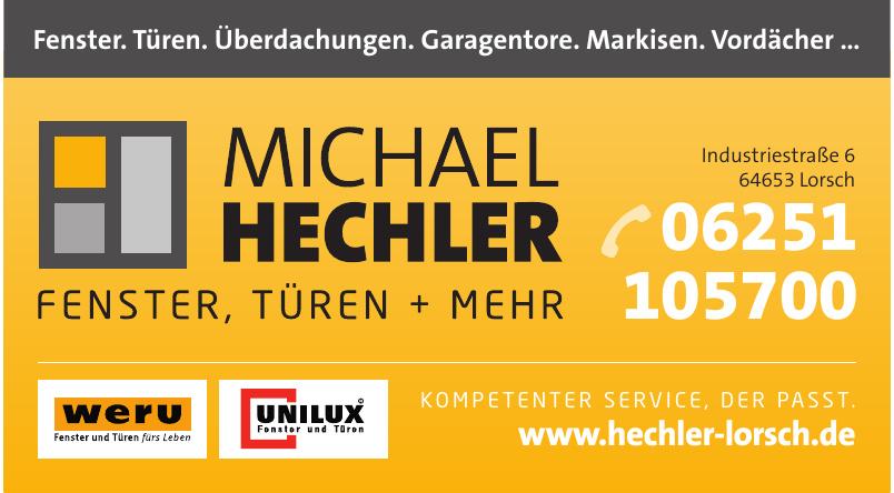 Michael Hechler Fenster, Türen + mehr