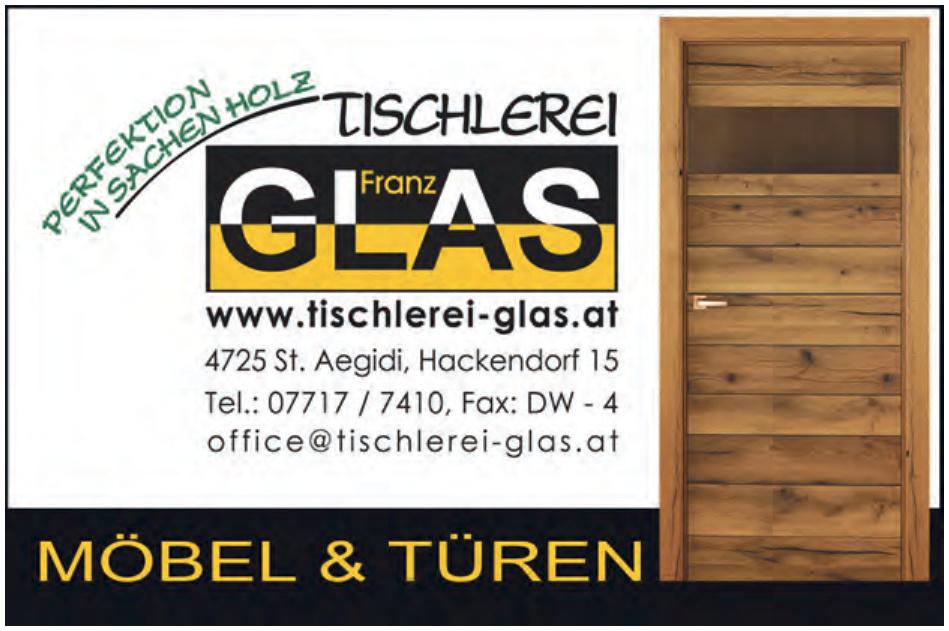 Tischlerei Franz Glas