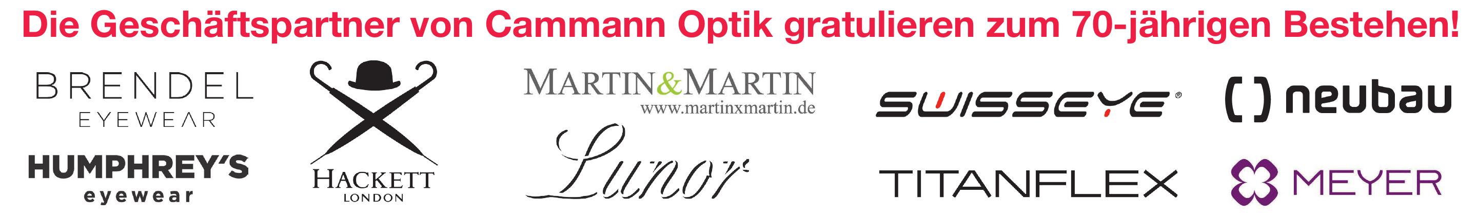 Geschäftspartner von Cammann Optik