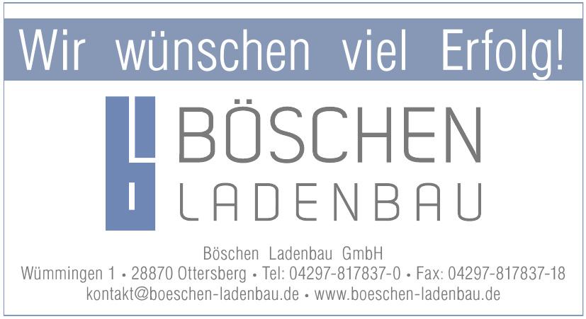 Böschen Ladenbau GmbH