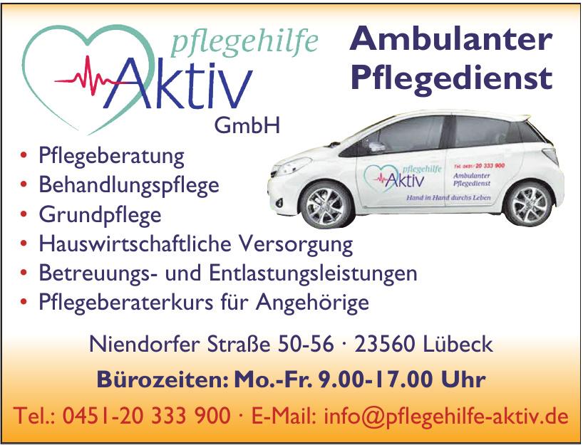 Pflegehilfe Aktiv GmbH