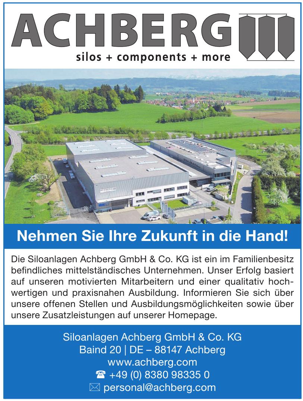 Siloanlagen Achberg GmbH & Co. KG
