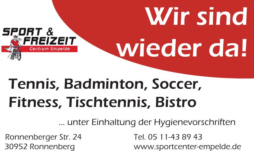 Centrum Empelde Sport & Freizeit