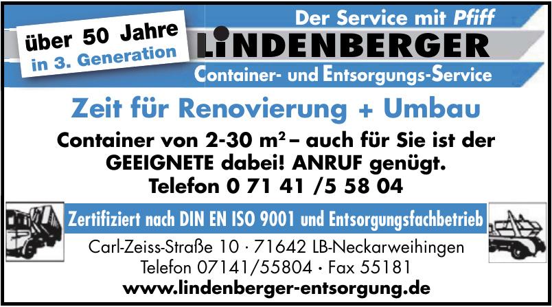 Lindenberger Container- und Entsorgungsservice