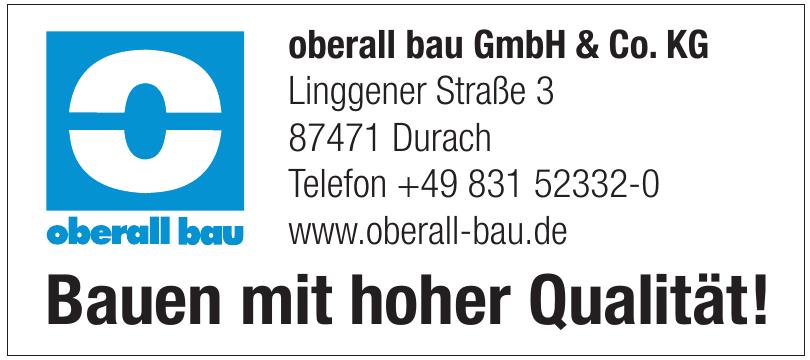 oberall bau GmbH & Co. KG