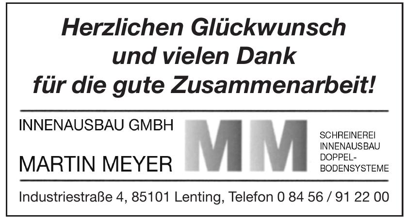 Martin Meyer Innenausbau