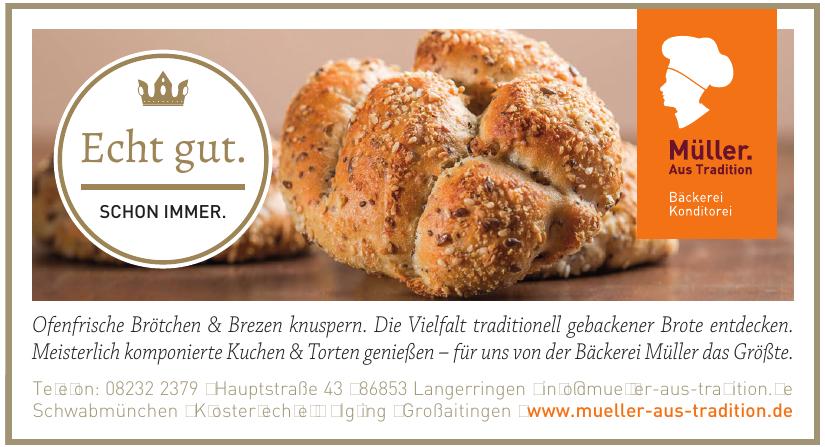 Bäckerei Müller
