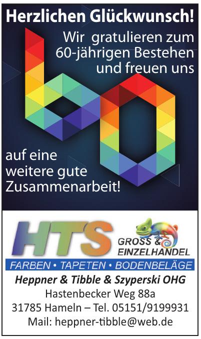 Heppner & Tibble & Szyperski OHG