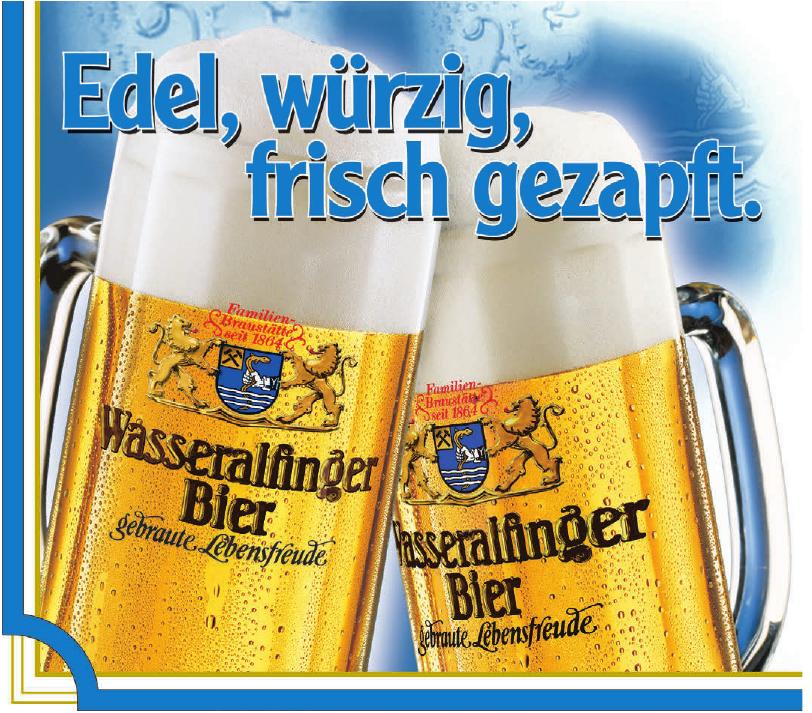 Wasseralfinger Bier