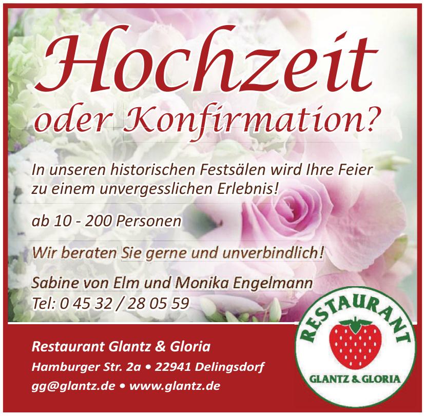 Restaurant Glantz & Gloria