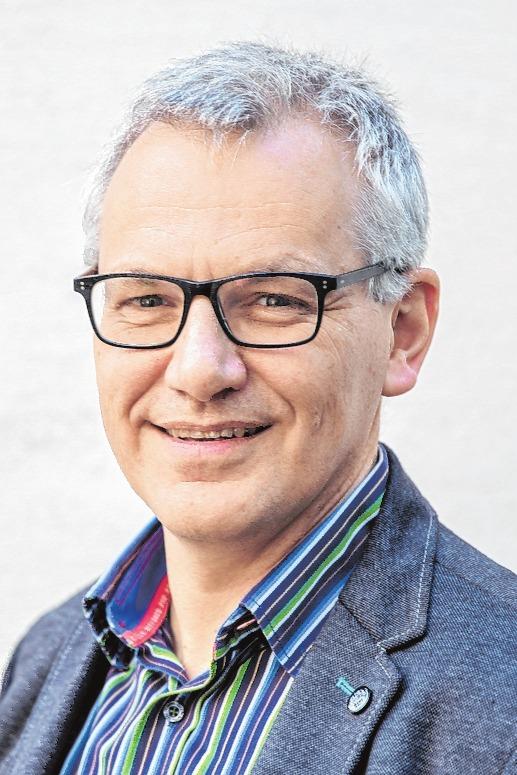 Bürgermeister Herbert Fröhlich. FOTO: ELMAR WALTER