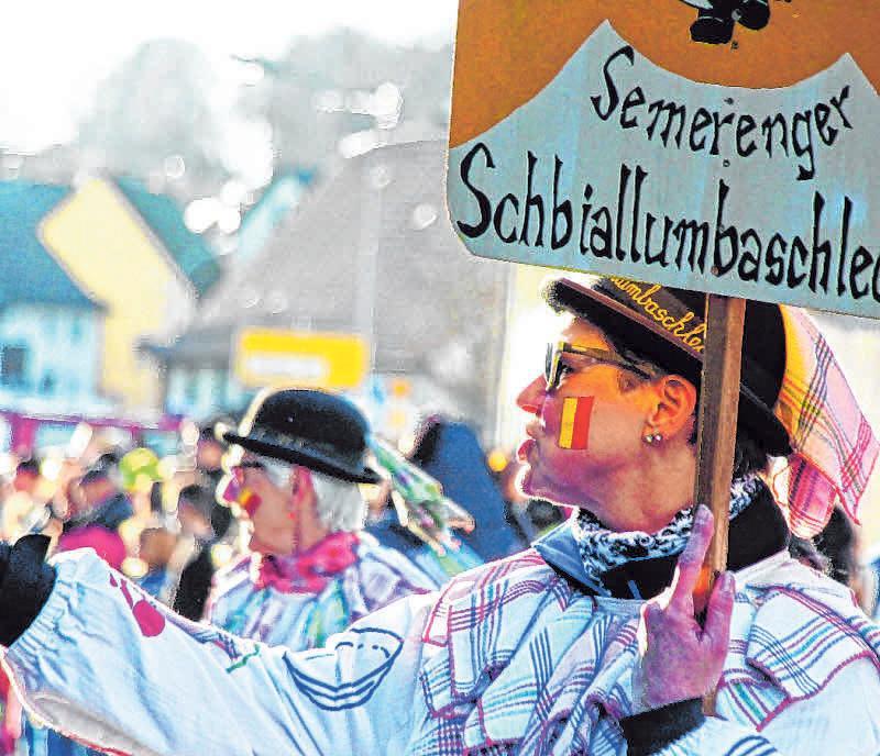 Schbiallumbaschlecker.