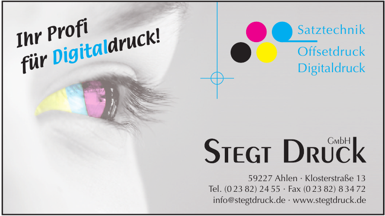 Stegt Druck GmbH