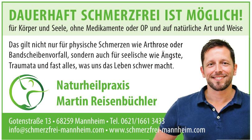Naturheilpraxis Martin Reisenbüchler
