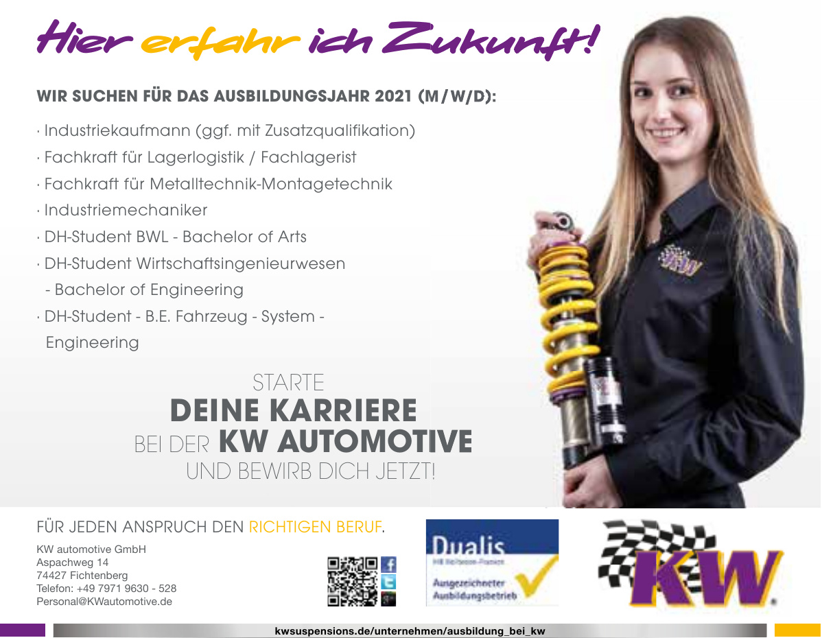 KW automotive GmbH