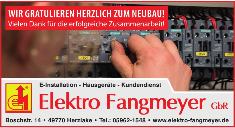 Elektro Fangmeyer GbR