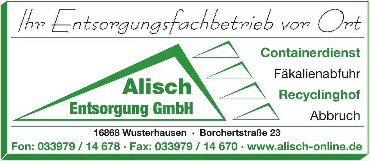 Alisch Entsorgung GmbH