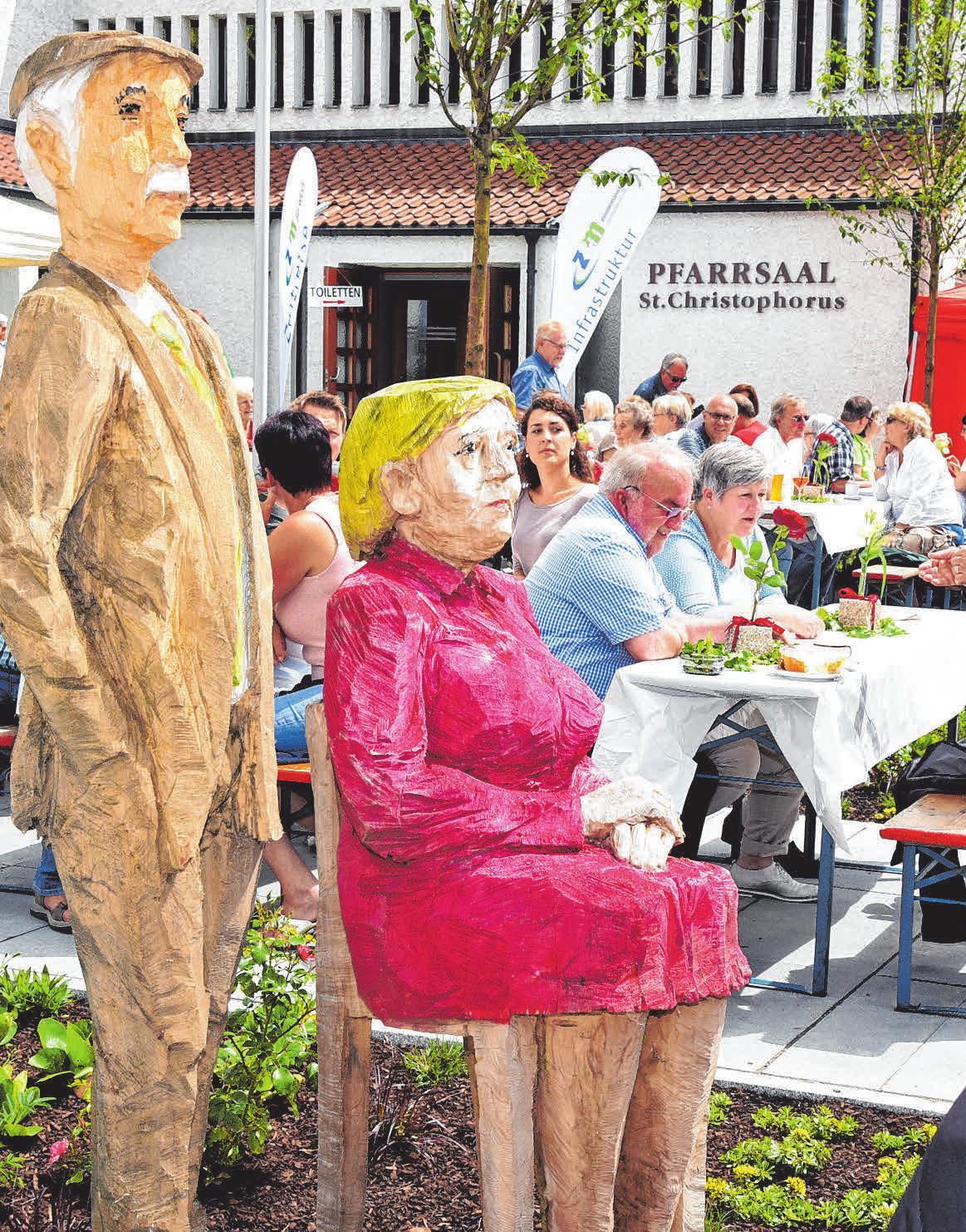 Feiern am Stachus in Nonnenhorn Image 4