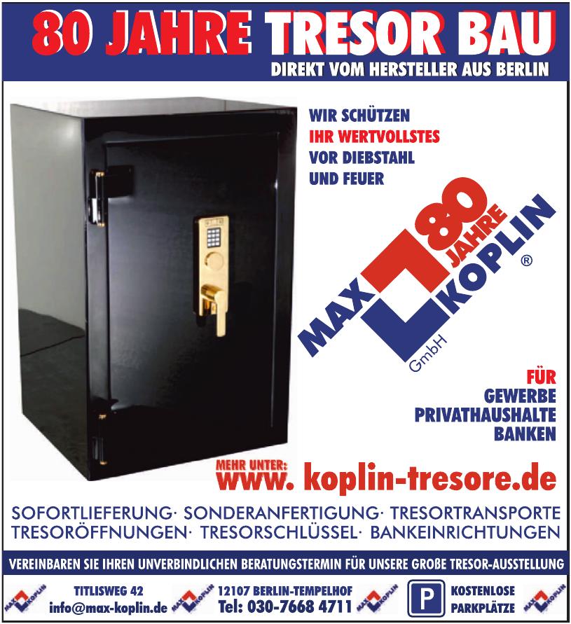 Max Koplin GmbH