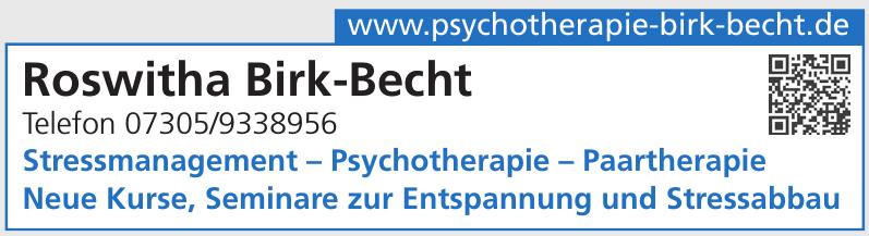 Roswitha Birk-Becht