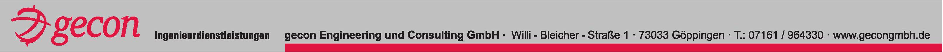 gecon Engineering und Consulting GmbH