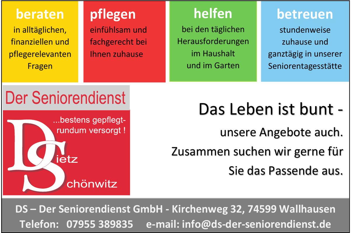 DS – Der Seniorendienst GmbH