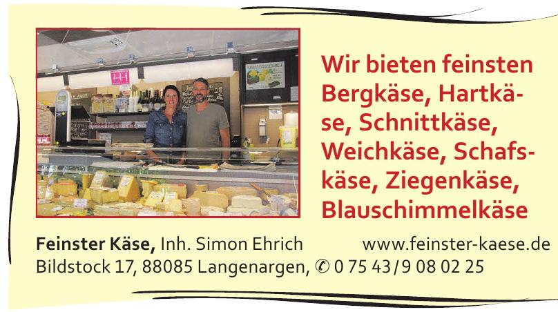 Feinster Käse, Inh. Simon Ehrich