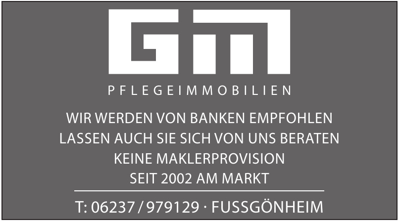 GM Pflegeimmobilien