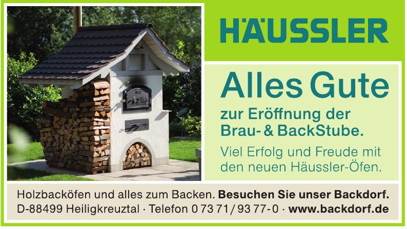 Backdorf