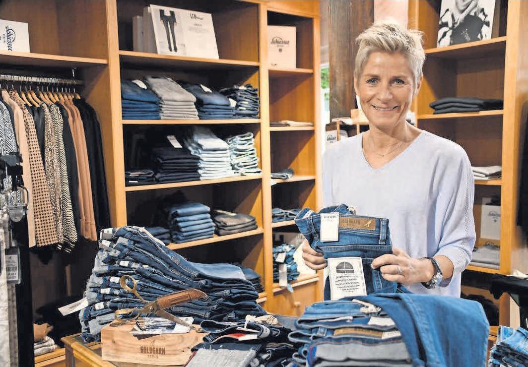 Seit über 25 Jahren mit Pit's Laden erfolgreich: Pit Battmer ist offen für Trends und bietet die unwiderstehliche Kombination von Design und Qualität.