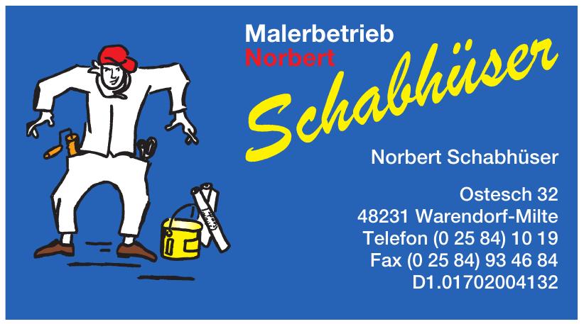 Norbert Schabhüser