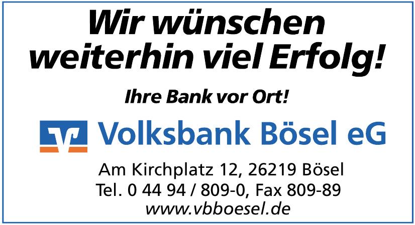 Volksbank Bösel eG