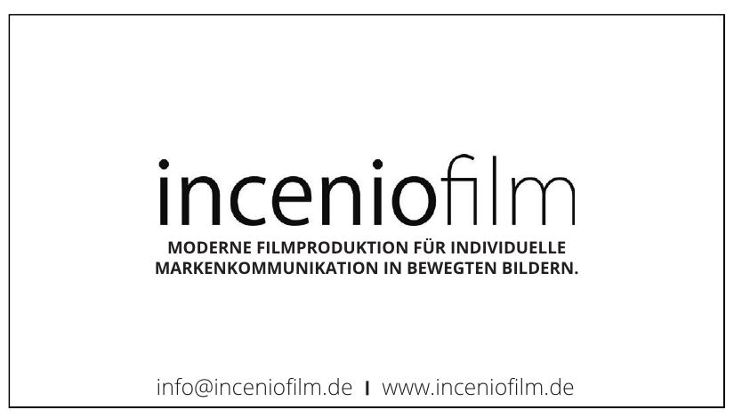 Inceniofilm