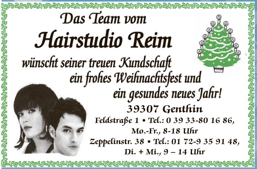 Hairstudio Reim