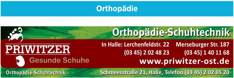 Priwitzer Orthopädie-Schuhtechnik GmbH