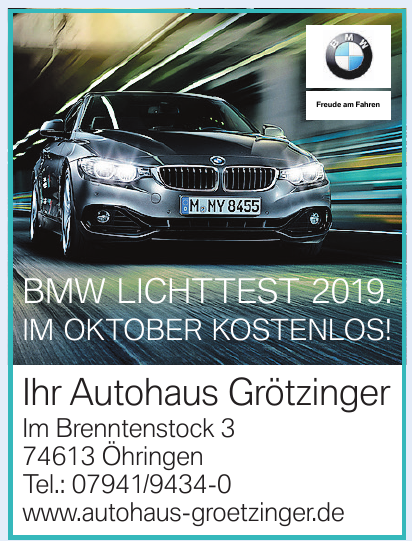 Autohaus Grötzinger