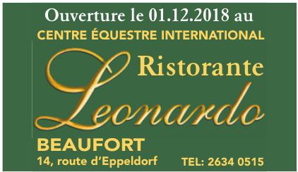 Ristorante Leonardo Beaufort