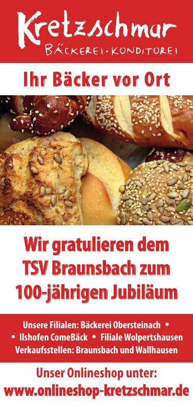 Bäckerei/Konditorei Kretzschmar