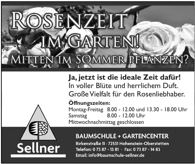 Baumschule + Gartencenter