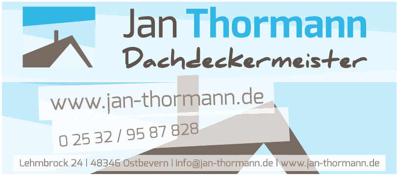 Jan Thormann